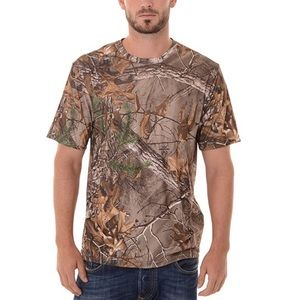 🆕RealTree Camouflage Performance TShirt